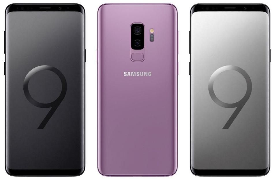 Galaxy S9 Model Numbers 2018