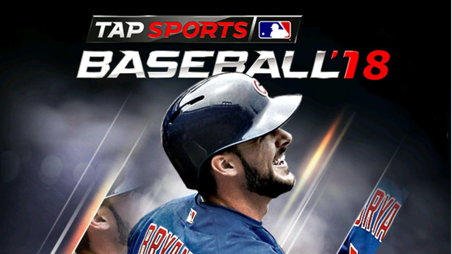 MLB tap Sports baseball 2018 mod apk hack