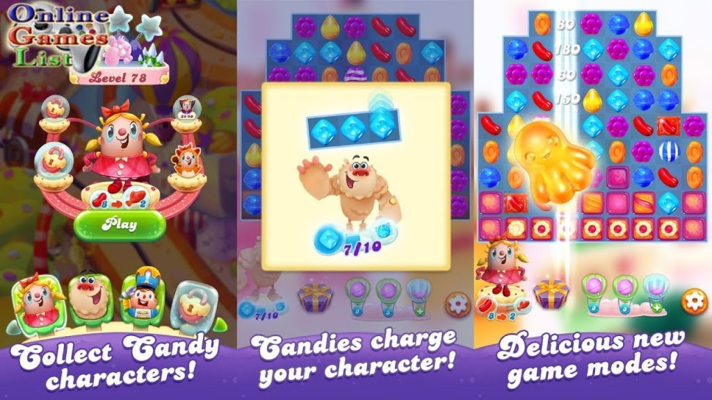 Candy Crush Friends Saga Mod apk Hack