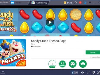 Candy Crush Friends Saga For Windows 10 PC