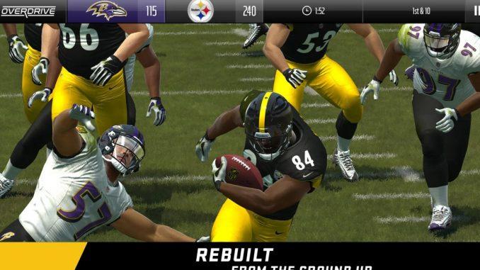 Madden NFL Overdrive Football 5.3.0 Apk