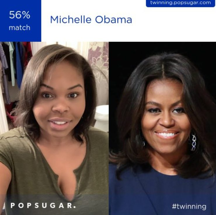 Most Funny popsugar Twinning look Alike images