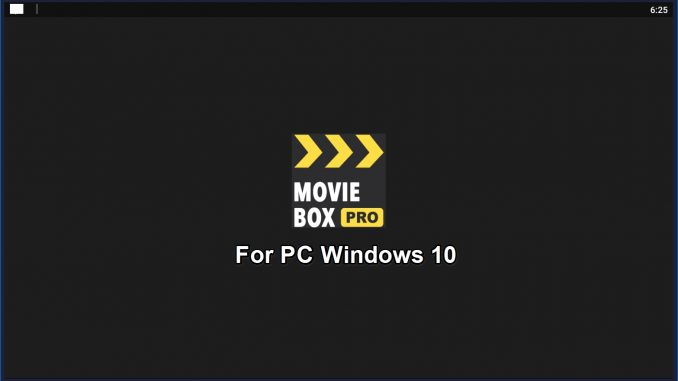 MovieBox Pro Apk 1.2 for Android 2019