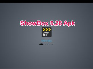 Showbox 526 apk for Android January 2019