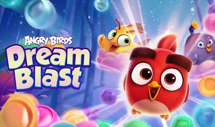 Angry Birds Dream Blast for PC Windows 10