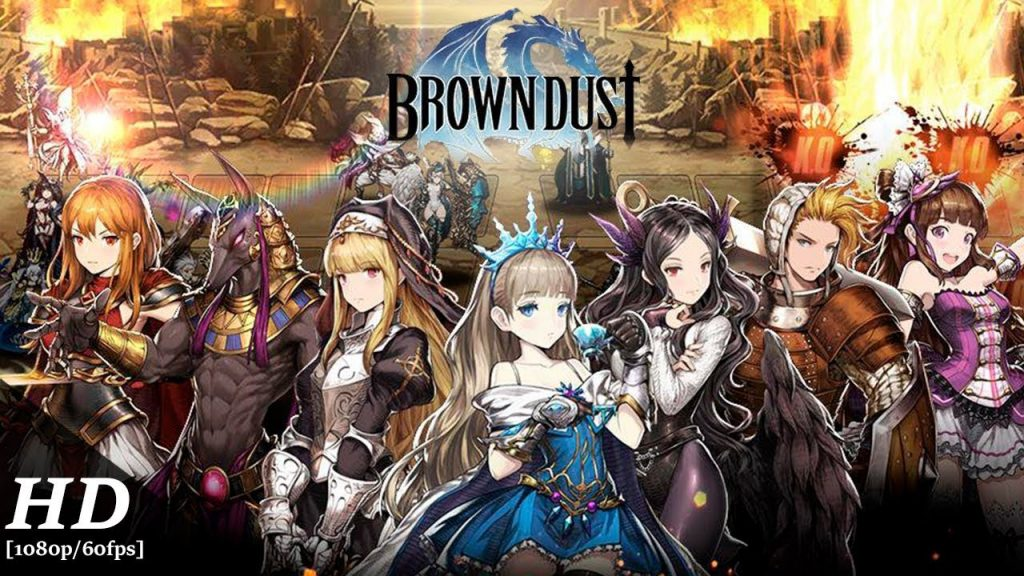 Brown Dust mod apk