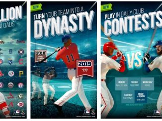 MLB Tap Sports Baseball 2019 Mod apk