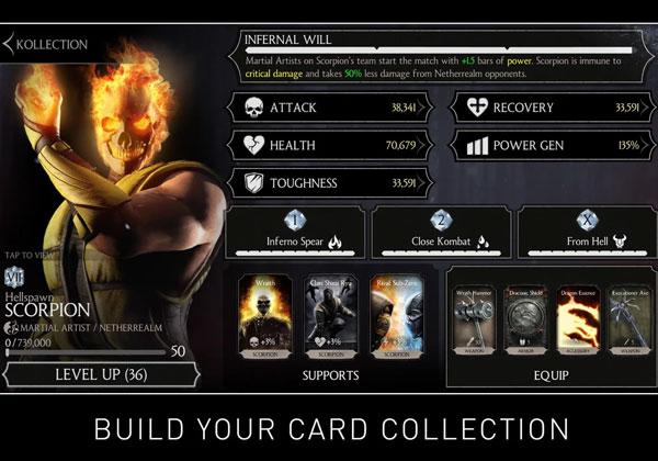 Mortal Kombat 11 Apk OBB Data