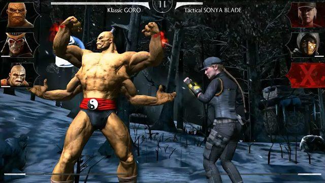 MK11 APK Mortal Kombat 11