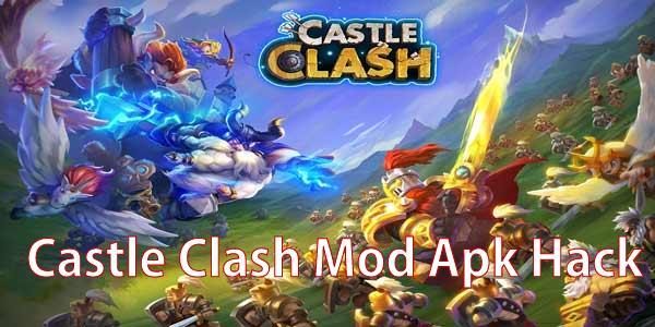 Castle Crush mod Apk Hack 2019