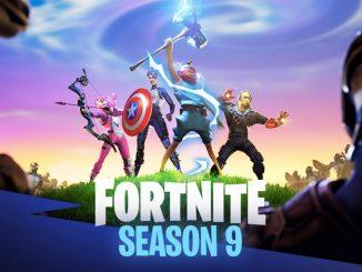Fortnite Season 9 battle Pass Android Apk