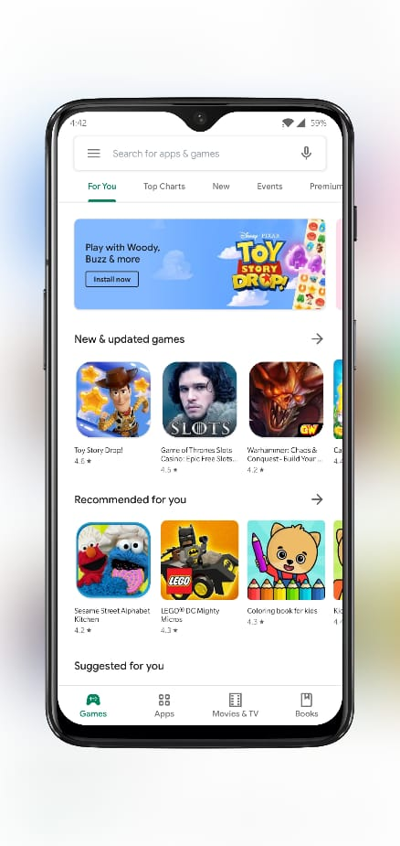 Google Play Store 15.1.24 Apk for Android 2019