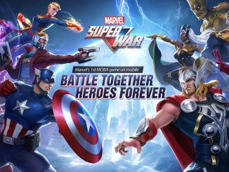 Marvel Super War Apk Android 2019