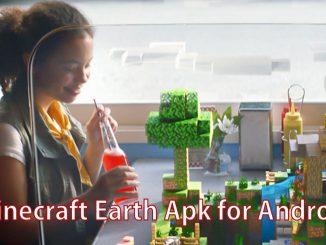 Minecraft Earth Apk OBB Data