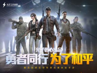 Game for Peace -New Pubg Mobile Apk OBB data download Link Android