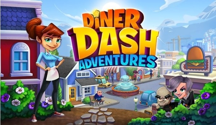 Diner Dash Adventure Apk Mod Hack