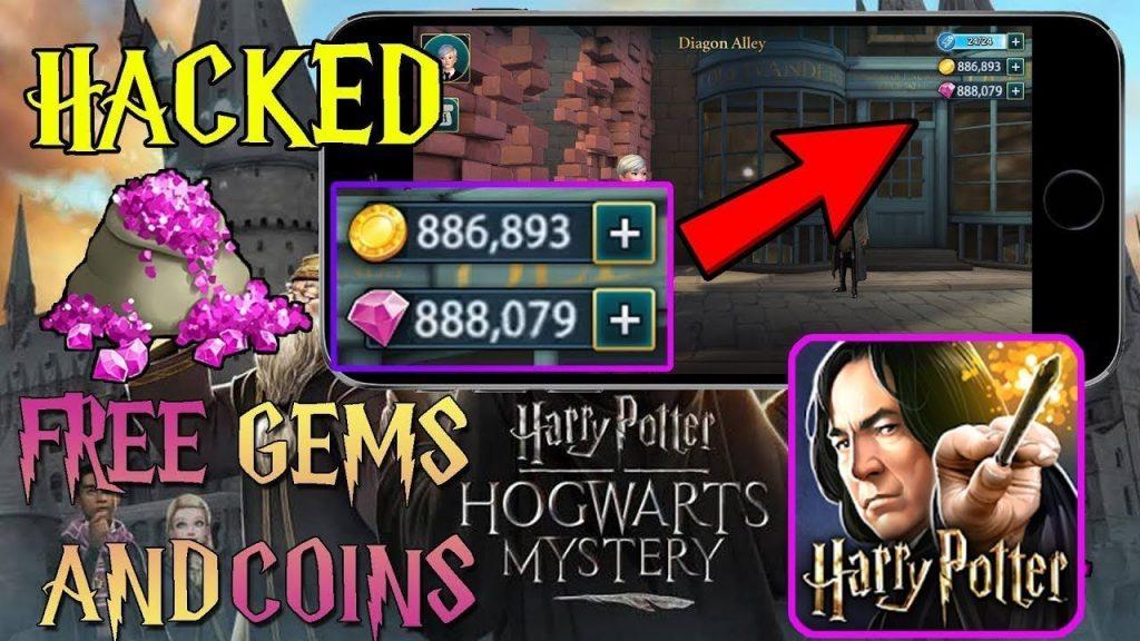 Harry Potter: Hogwarts Mystery mod apk v1.17.1