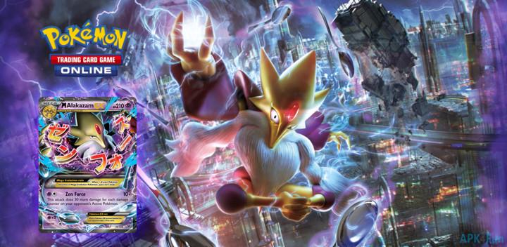 Pokemon TCG Online mod apk hack