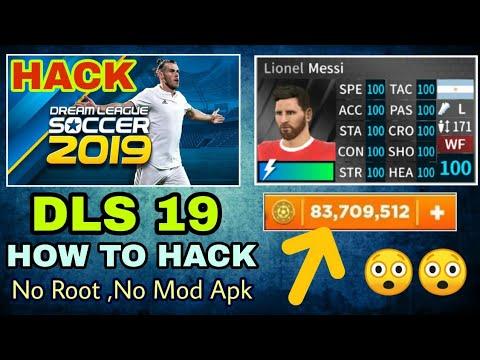 Profile.dat for Dream League Soccer 2019 hack coins download