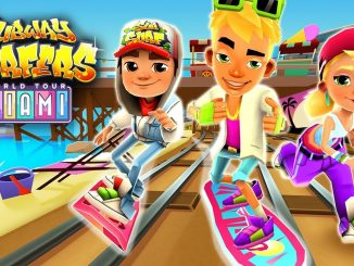 Subway Surfers 11050 Mod Apk Miami Florida June 2019