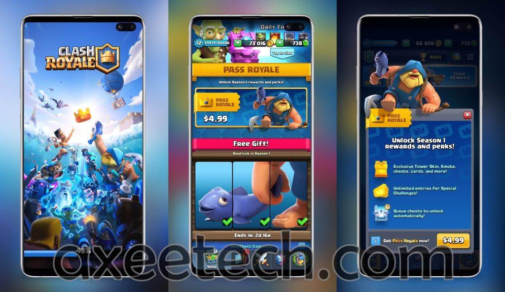 Clash Royale Mod Apk v280 Hack July 2019 Android