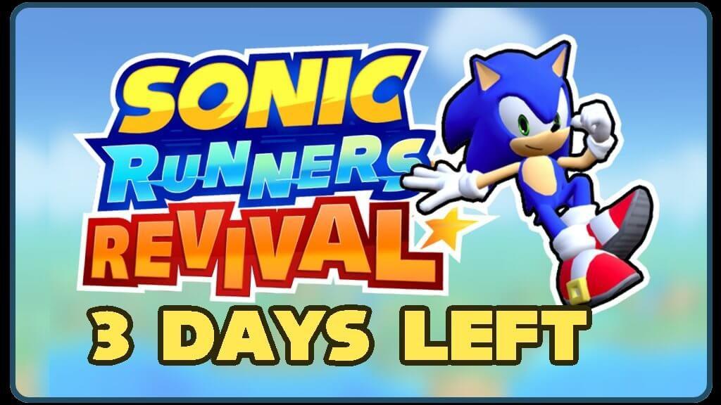 Sonic Runners Revival For Windows 10 PC