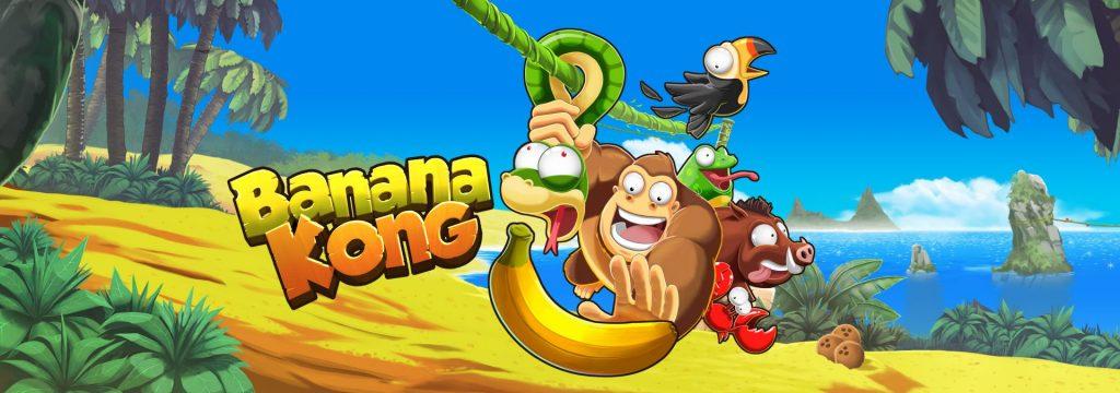 Banana Kong Blast Apk Mod hack for Android