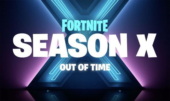 Fortnite 10 mod Apk season X