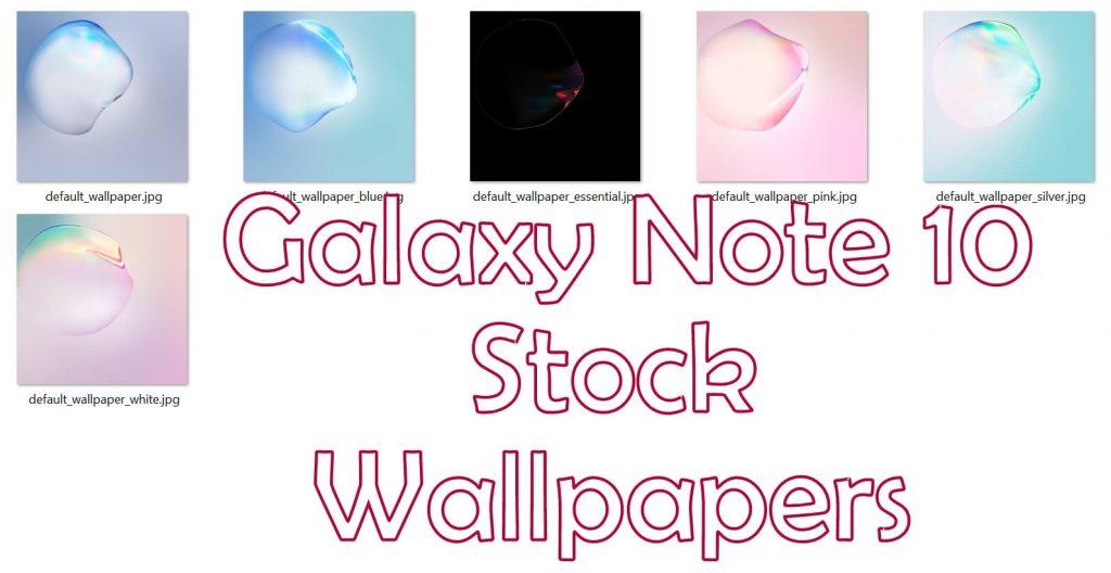 Samsung Dex Stock Wallpapers