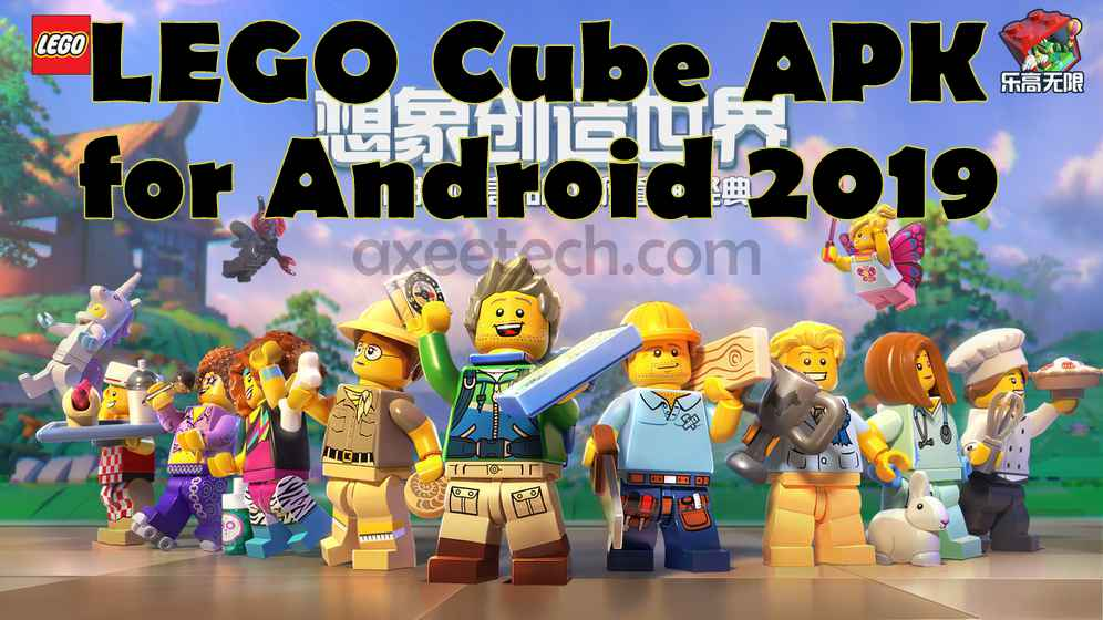 Lego Cube Apk for Android