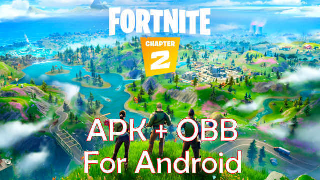 Fortnite Chapter 2 Apk Mod v11.0.0 +OBB/Data
