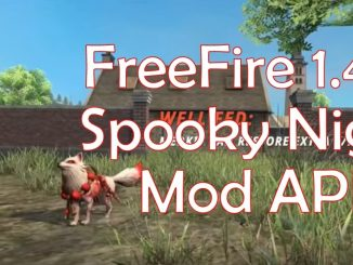 Free Fire Spooky Night Mod Apk Hack ModMenu