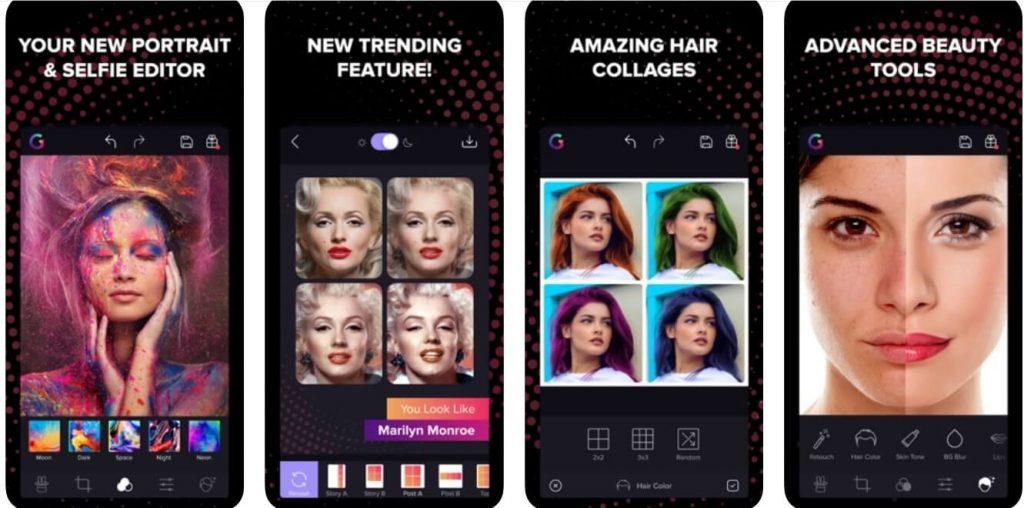 Gradient Celebrity App the Looklike app apk for Downlaod