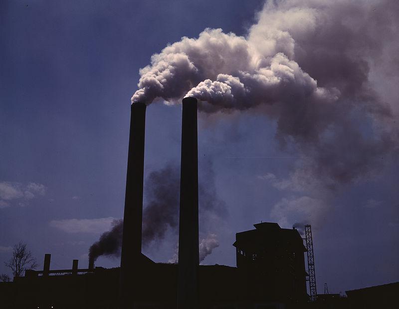 Pollution Stacks EV