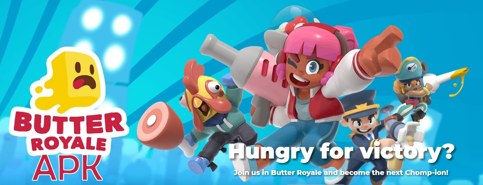 Butter Royale Apk v1.0.0 +OBB/Data for Android. [2020] 1