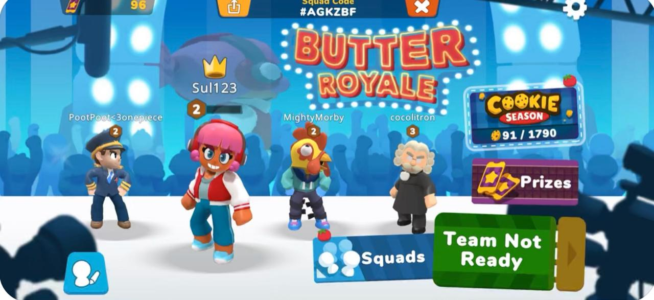 Butter Royale Apk v1.0.0 +OBB/Data for Android. [2020] 4