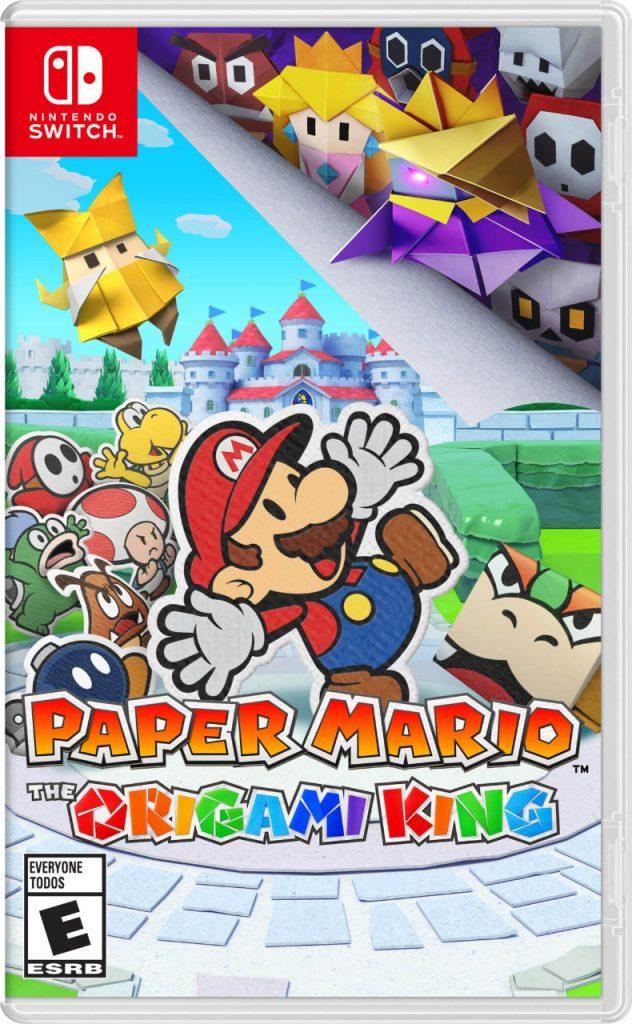 Paper Mario Origami King APk OBB Data Download