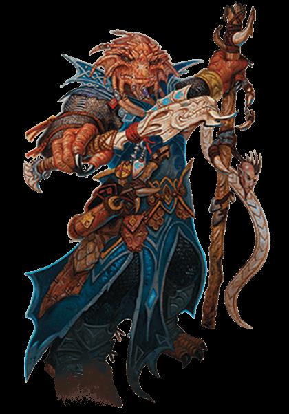 Dragonborn DND