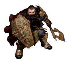 Dwarf dnd