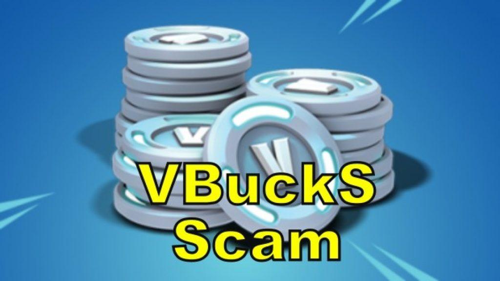 VBucks Scam