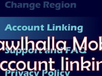 Brawlhalla Account linking
