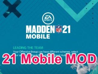 NFL 21 Mobile Mod APk