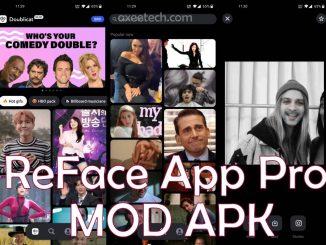 ReFace App Pro Mod Apk Hack Fully Cracked
