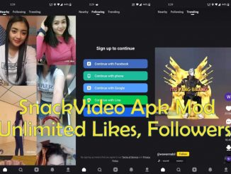 Snack Video Mod Apk Hack Unlimited Likes follow hack