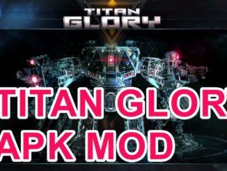 Titan Glory Apk Mod OBB Data for Android