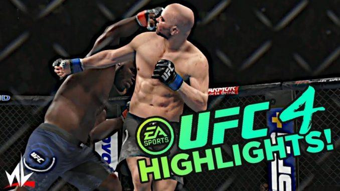 UFC 4 PC Windows 10 free download