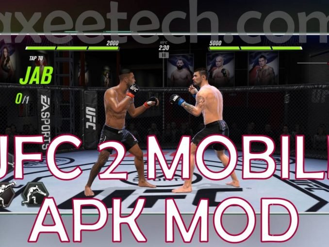 UFC Mobile 2 Apk beta for Android