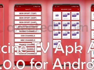 YacineTV apk for Android