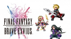 FINAL FANTASY BRAVE EXVIUS v2.0.0 Mod Apk download.