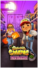 Subway Surfers New Orleans Hack v1.30.0 Modded Apk with Unlimited Coins and Keys.